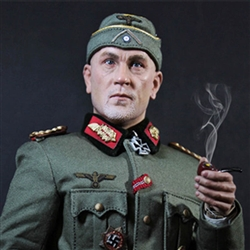 Drud - WWII German General Communications Officer - DID 1/6 Scale Figure