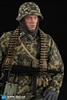 Baldric - 3rd SS Panzer-Division MG34 Gunner - DID 1/6 Scale Figure