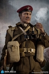 Commander Roy - British 1st Airborne Division (Red Devils) - DiD 1/6 Scale Figure