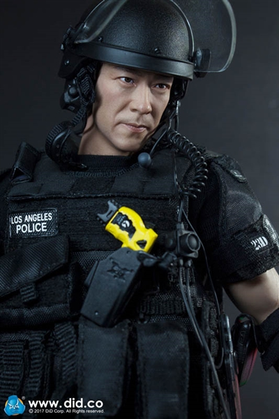 1//6 Scale Police Patches DID Action Figures SWAT Takeshi Yamada