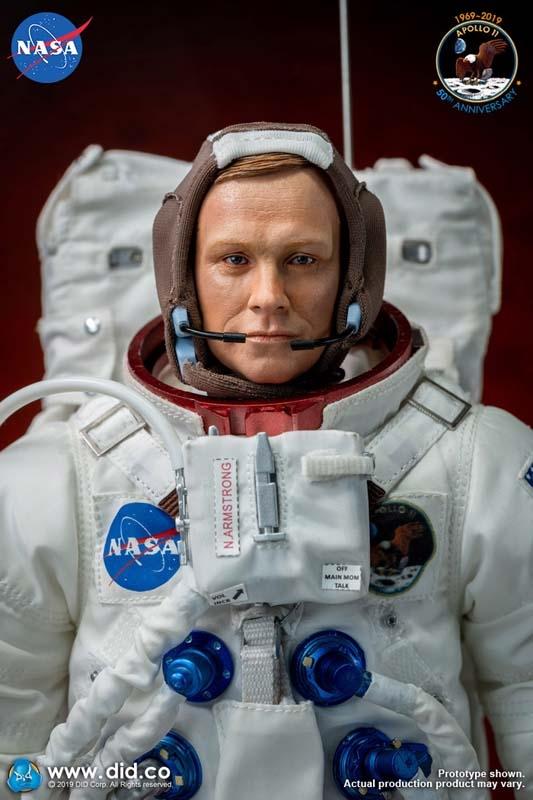 Type 1 Recording Camera 1//6 Scale Toy Apollo 11 Astronauts