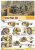 1/6 5cm PaK 38 - Dragon Models 1/6 Scale Model Kit