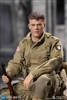 Ryan - US 101st Infantry Airborne Division - World War II - Palm Hero Series - DiD 1/12 Scale Figure