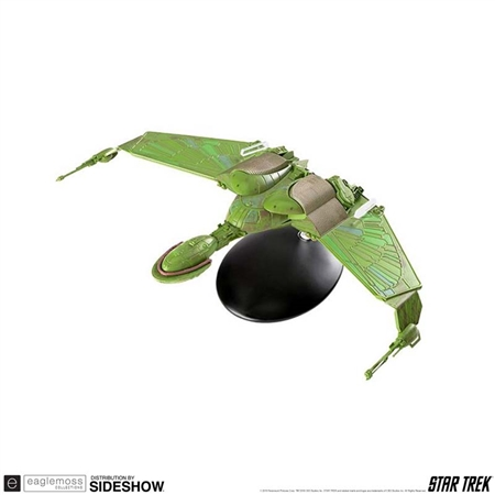 Klingon Bird-of-Prey - Star Trek - Eaglemoss Model