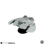 Cylon Raider (Blood and Chrome) - Battlestar Galactica - Eaglemoss Model