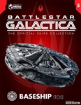 Cylon Base Ship - Battlestar Galactica - Eaglemoss Model