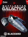 Blackbird - Battlestar Galactica - Eaglemoss Model
