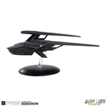 Stealth Ship - Star Trek - Eaglemoss Model