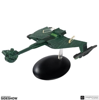 Klingon D7-Class Battle Cruiser - Star Trek: Discovery - Eaglemoss Model