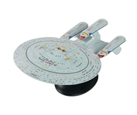 Future U.S.S. Enterprise NCC-1701-D (All Good Things) - Star Trek: The Next Generation - Eaglemoss Model Kit