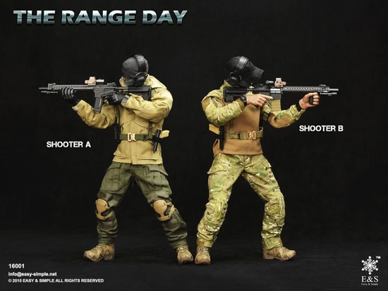 Range day shooter gear set a sciox Image collections
