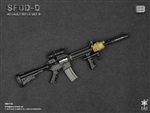 SFOD-D Assault Rifle Set B - MSE1/6 Scale Accessory