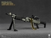 M240L 7.62mm Light Weight General Purpose Machine Gun - Easy and Simple 1/6 Scale Figure