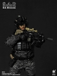 S.A.D. Special Operations Group - Easy and Simple 1/6 Scale Figure