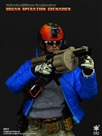 Private Military Contractor - Urban Operation Grenadier - Easy and Simple 1/6 Scale Figure