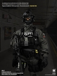 British Metropolitan Police Service Specialist Firearms Command - Easy and Simple 1/6 Scale Figure