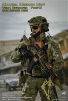 SMU Tier 1 Operator Part XI Quick Response Force - Easy and Simple 1/6 Scale Figure
