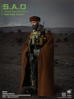 S.A.D Special Operation Group Field Raid Version - Exclusive Woodland Version - Easy and Simple 1/6 Scale Figure