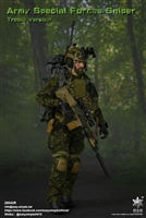 Army Special Forces Sniper Tropic Version - Easy & Simple 1/6 Scale Figure