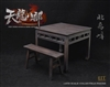 Table and Chair Set - Demi-Gods and Semi-Devils Series - EIT 1/6 Scale Figure