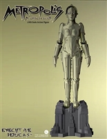 Maschinenmensch Metal - Metropolis - Executive Replicas 1/6 Scale Figure