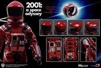 Discovery Astronaut - Red Suit - 2001: A Space Odyssey - Executive Replicas 1/6 Scale Figure