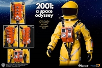 Discovery Astronaut - Yellow Suit - 2001: A Space Odyssey - Executive Replicas 1/6 Scale Figure