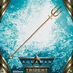 Aquaman Hero Trident - 1:1 Prop Replica - Factory Entertainment