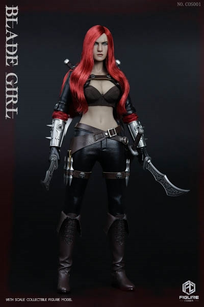 Blade Girl - Figurecoser 1/6 scale