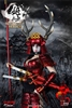 Sanada Xu Kyi - Japanese Woman Warrior - War of Warring States - Red Version - Fire Girl 1/6 Scale Figure