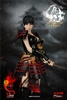 Eadda Tokuhime - Japanese Woman Warrior - War of Warring States - Black Version - Fire Girl 1/6 Scale Figure