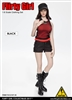 Combat Short Fashion Clothing Set in Black - Flirty Girl 1/6 Scale Accessory Set