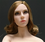 Female Headsculpt with Bob - Flirty Girl 1/6 Scale Accessories