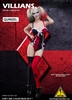 Quinzel Villain Cosplay Set - Flirty Girl 1/6 Scale Accessory Set