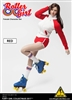 Roller Girl Female Character Set - Red Version - Flirty Girl 1/6 Scale Accessory Set
