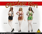 Flirty Girl's Cosplay Shorts Set - Three Color Options - Flirty Girl 1/6 Scale