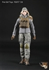 Tactical Female Gunner in Camouflage - Fire Girl 1/6 Scale Accessory Set