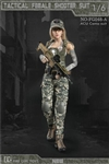Tactical Female Shooter - Camo Version - Fire Girl 1/6 Scale Accessory Set