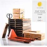 Pallets and Cartons Set - Five Toys 1/6 Scale Accessory