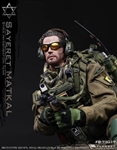 "IDF ""Wild Boy"" Special Forces - Sayeret Matkal - Syria Infiltration - Flagset 1/6 scale figure"