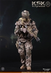 KSK in Afghanistan Assaulter - Flagset 1/6 Scale