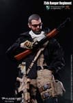The US 75th Ranger Regiment in Afghanistan Revenge Team Member - Flagset 1/6 Scale Figure
