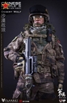 Chinese People's Liberation Army Desert Wolf - Flagset 1/6 Scale Figure