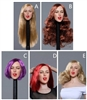 Caucasian Expression Female Head - Five Versions - GAC Toys 1/6 Scale