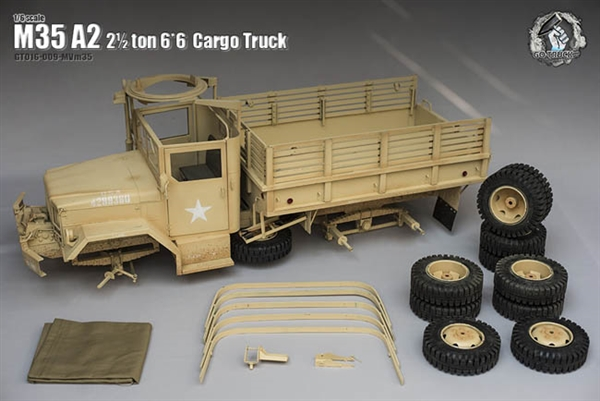 Hmmwv Go Truck 1 6 Scale Metal Vehicle