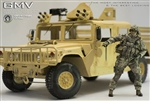 Ground Mobility Vehicle SpecOps HMMWV - Go Truck 1/6 Scale