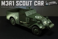 M3A1 Scout Car - World War II - Go Truck 1/6 Scale Vehicle