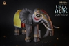 War Elephant - Persian Empire Series - Heng Toys 1/6 Scale Figure