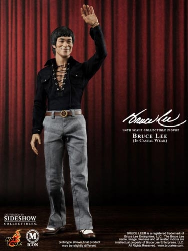077e6be9738 Hot Toys One Sixth Bruce Lee - 70s Casual Version