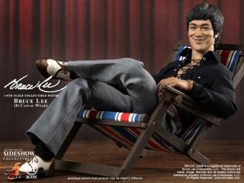 9a1c9336297 Bruce Lee  70s Casual Wear Version